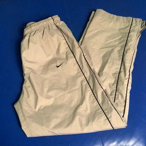 Nike sweatpants with lining